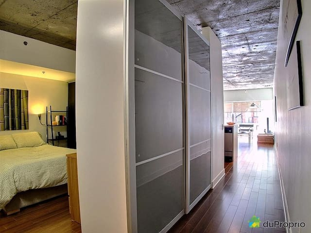 Nice Appartement with good location - Montreal - Loft