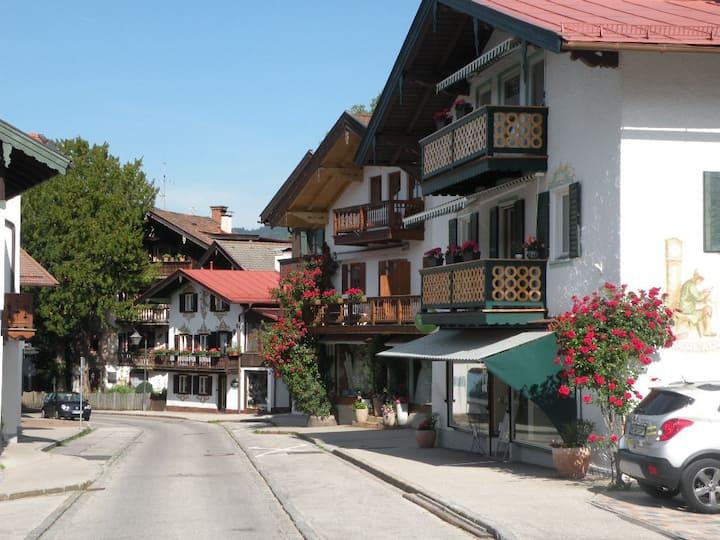 Ferienwohnungen Rosenhof-Tegernsee OG
