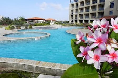 Pool,Beach and Privacy in Aruba - Noord - Apartemen