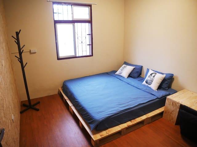 Happy Village (Double or Twin bed No.1)