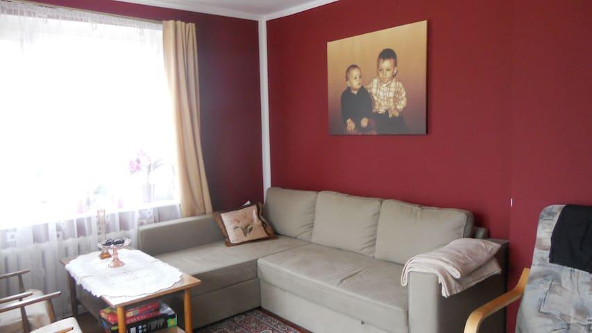 Pokój Leźno, niedaleko Gdańska - Leźno - Haus