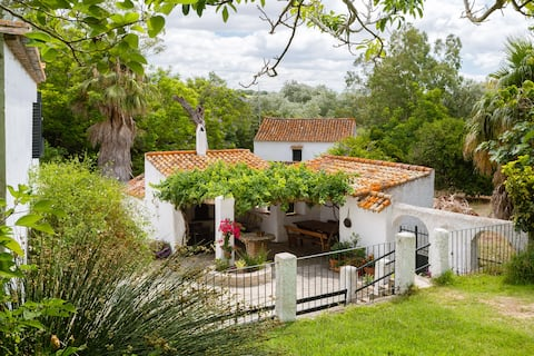 Lovely watermill house in Vejer de la Frontera