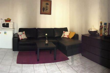 Chambre cosy - Le Bourget