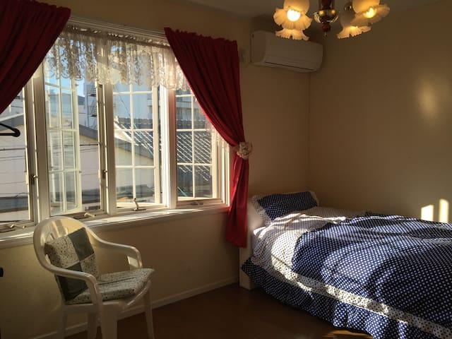 Cozy house 10min to Kyoto, Room 5 - Otsu - Rumah