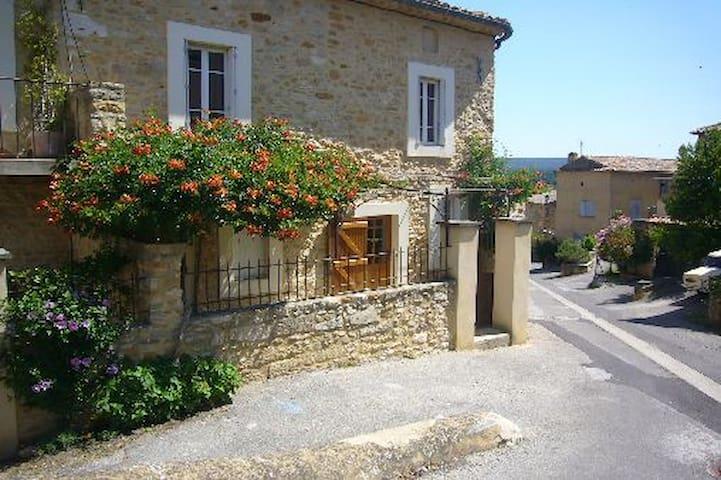 Gîte de charme dans le Gard provençal