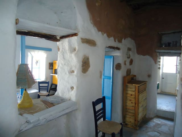 Casa Pirata in Potamos village - Aegiali - Casa