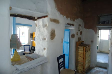 Casa Pirata in Potamos village - Aegiali