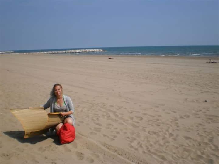 Venice & beach! Culture & amusement