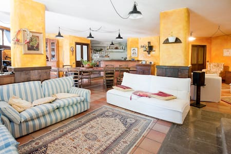 Your Home@ Cinque Terre & Lunigiana - Casa Borsi