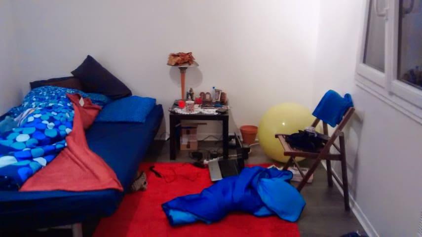 Cuarto privado cerca de Tlatelolco - Mexiko-Stadt - Wohnung