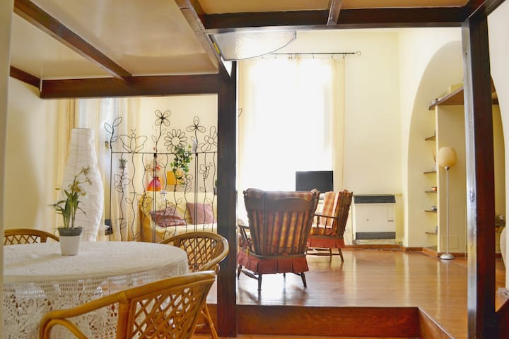 Cozy loft close to Colosseum and Central Station - Roma - Loft