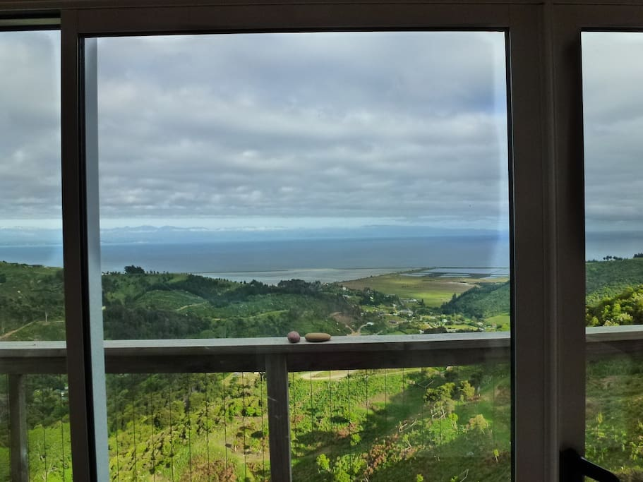 View from Guest Cottage