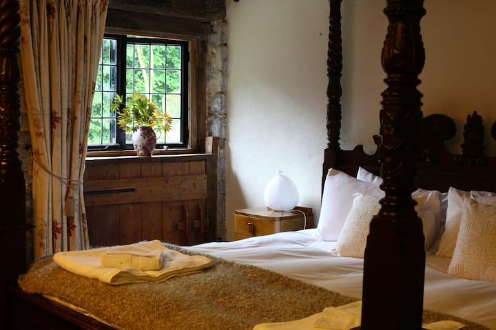 Beautiful Medieval Manor,  Devon UK - Dartington - Apartment