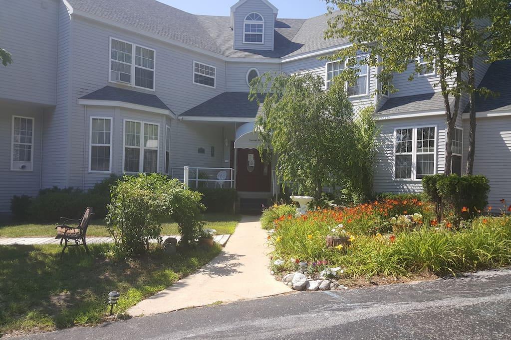 Highland Hideaway BnB Mansion
