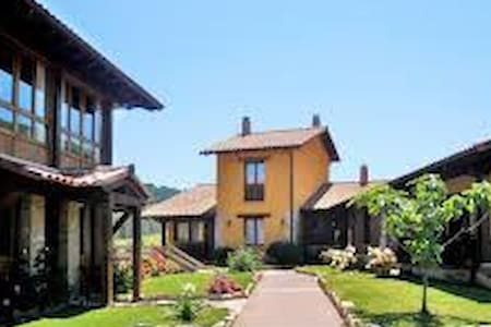 Self-catering Rural Apartment in Eastern Asturias - Llames de Parres - タウンハウス