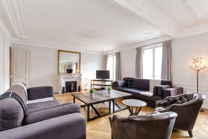 STUNNING FLAT BY CHAMPS ELYSÉES-TOUR EFFIEL - 02 - Paris - Apartemen