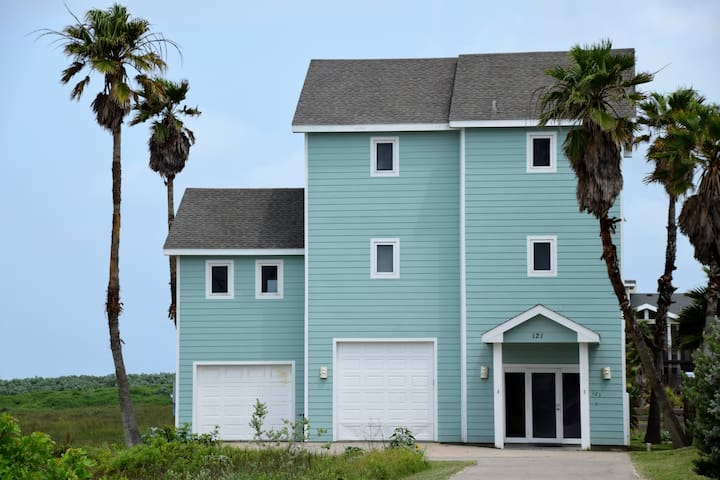 121 12th Street - Port Aransas - Ház