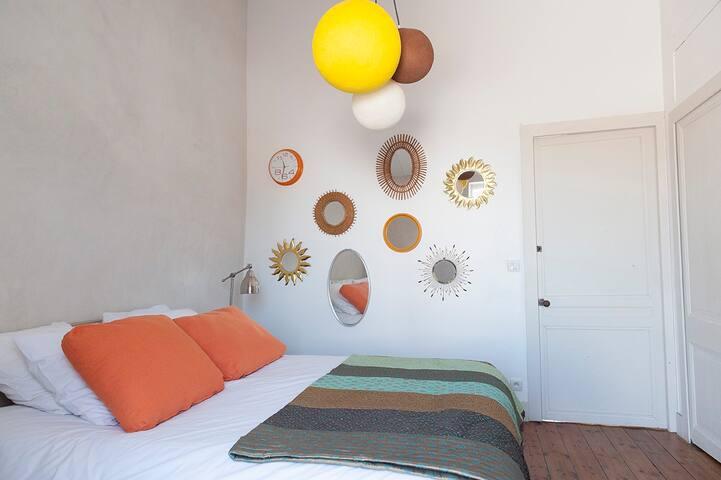 Suite avec terrasse sur l 39 ile de r chambres d 39 h tes for Chambre d hotes ile de re