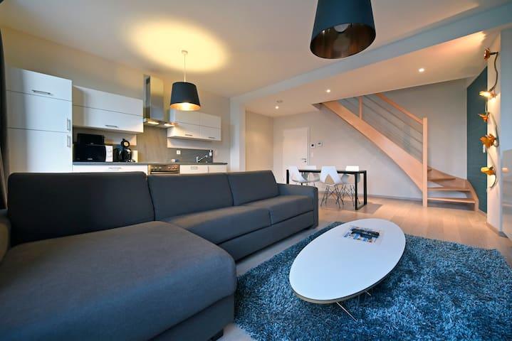 Smartflats Opera 3.3 - Duplex Terrace 2Bed -Center
