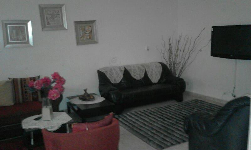 Appartement à Hann Bel-air Dakar,Sénégal