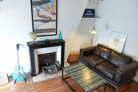 Sunny & Charming flat - 2 rooms !