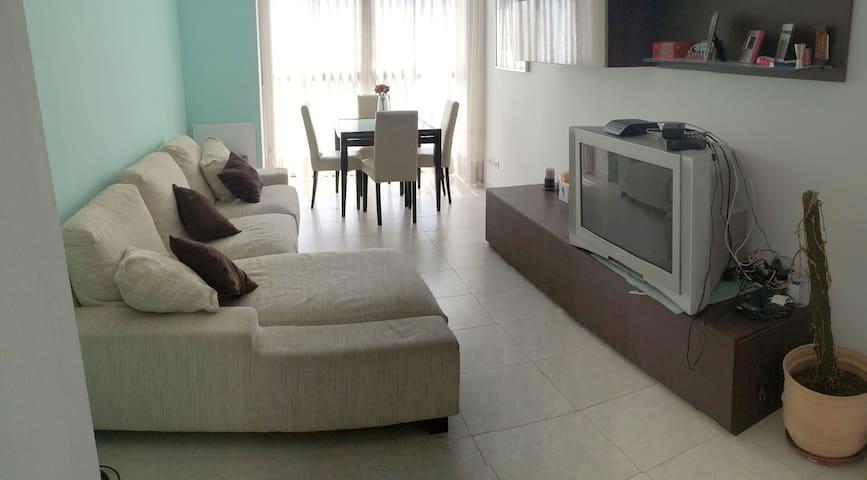 3 habitaciones 2 baño Universidades - València - Daire