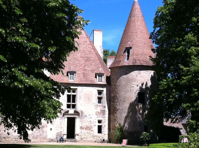 Château de Bellenaves - Bellenaves - Bed & Breakfast