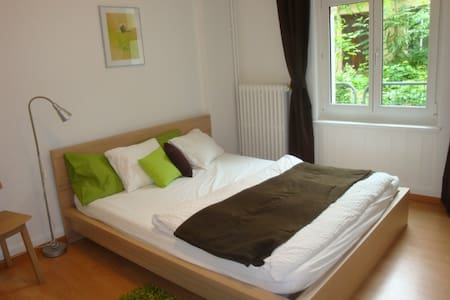 SUNNY 3 ROOM APARTMENT SLEEPS MAX 6 - Baden - Apartmen