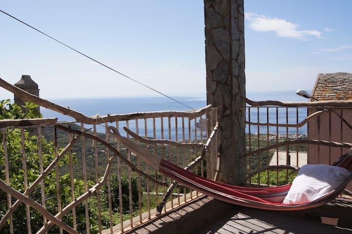 bel appartement avec vue mer