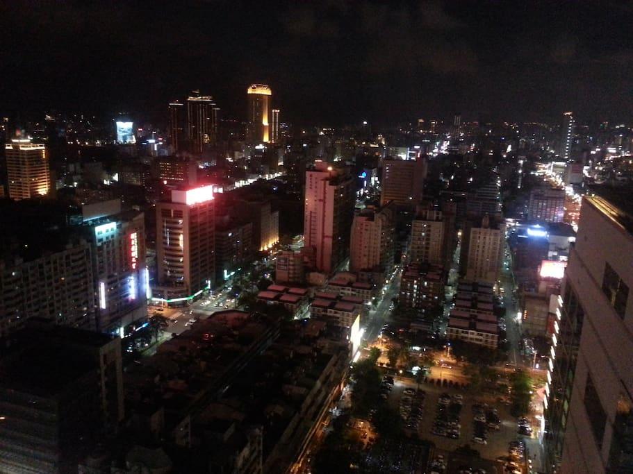 高雄市街景