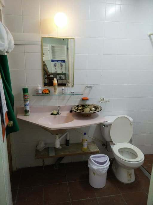 Aromatic Bathroom