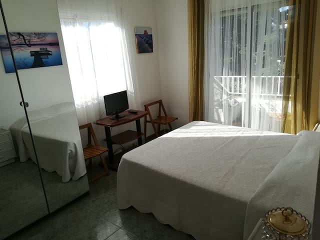 Habitación 1 en suite