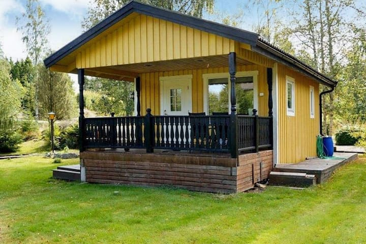 3 person holiday home in GRYT