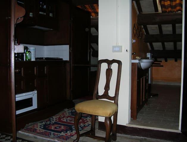 Loft 4P con aria condizionata - Monte Vidon Corrado - Wohnung