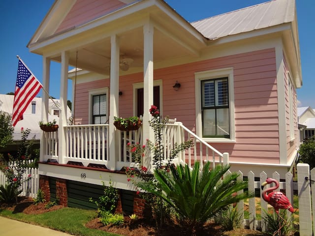 The Pink House - Pike Road - Casa