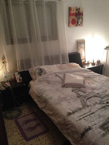 My romantic bedroom