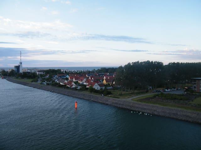 FeWo am Yachthafen - Rostock