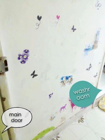 DoubleRoom(352A-Yau Ma Tei)for rent - Hong Kong - Apartment
