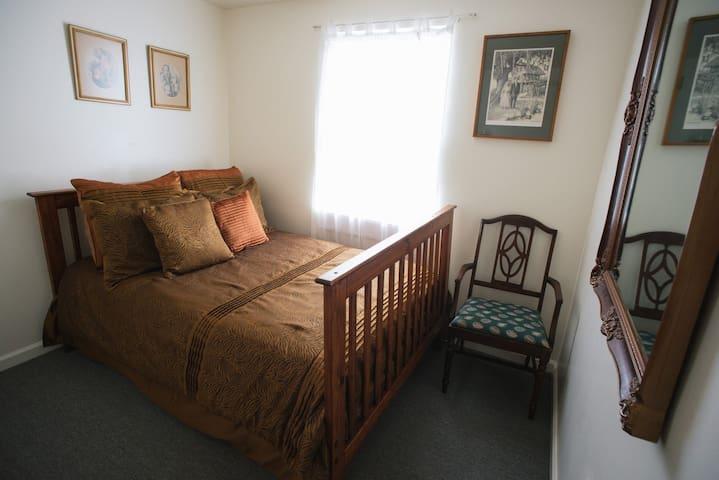 The classic beige room