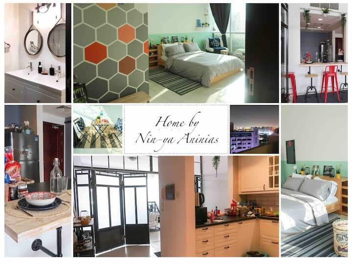 The Cozy Loft Apartment by HNA