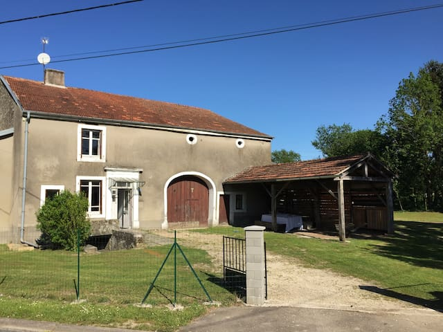 Maison du Boucheron - Melay - House