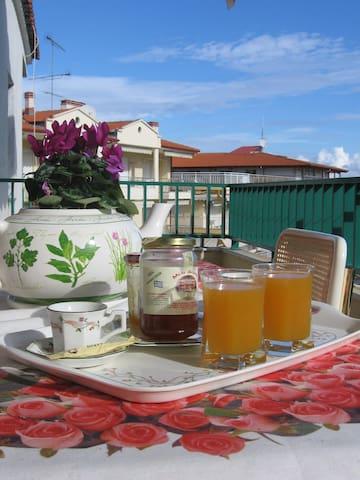 Sea & Park view apartement- Haniotis Halkidiki