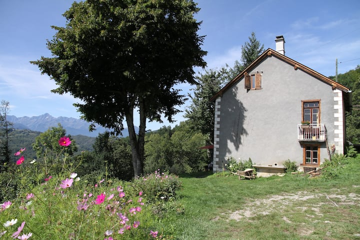 Bed and Breakfast Organic in Ariege