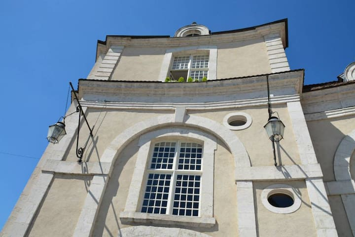 La vue de château à Commercy 5* - Commercy - Ev