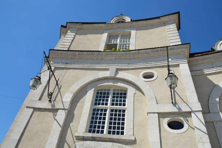 La vue de château à Commercy 5*
