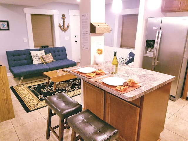Lovely, Spacious 1BR in Hip, Historic Fan (by VCU) - Richmond - Pis