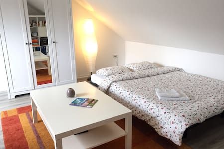 Spaciuos and bright room in Vaals - Vaals