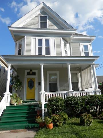 Historic Home circa 1906 - Fredericksburg - Casa