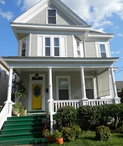 Historic Home circa 1906 - Fredericksburg - Hus