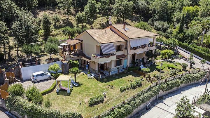 Villa Giraluna